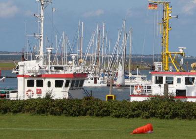 Hafen in Norddeich